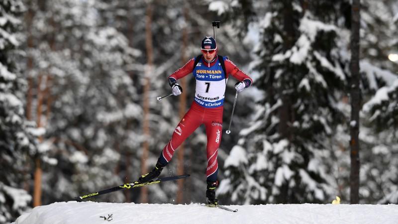 PK finālposma sprintā starts Rastorgujevam, Patrijukam un Misem