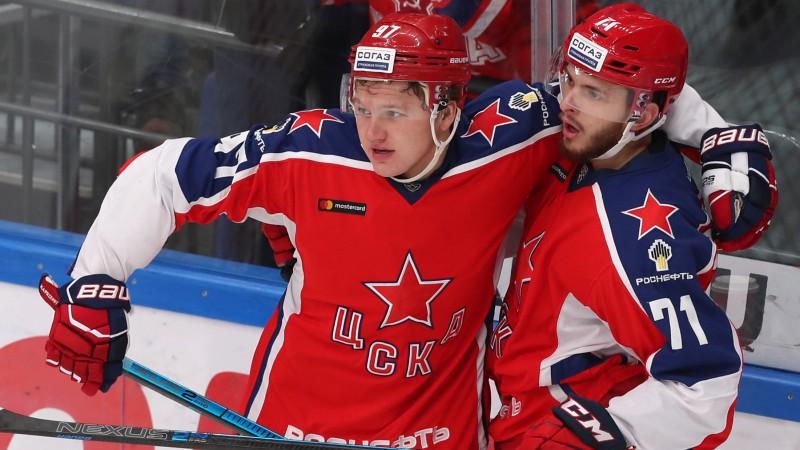 Kaprizovam 3+1, Gagarina kausa čempionei piektā uzvara sešās spēlēs