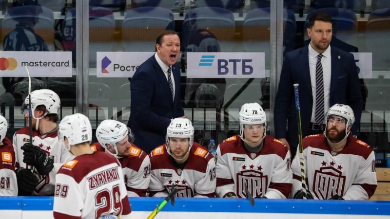 """Rīgas """"Dinamo"""" bezcerīga Jaroslavļā: sagrāve un ceļš uz KHL antirekordu"""