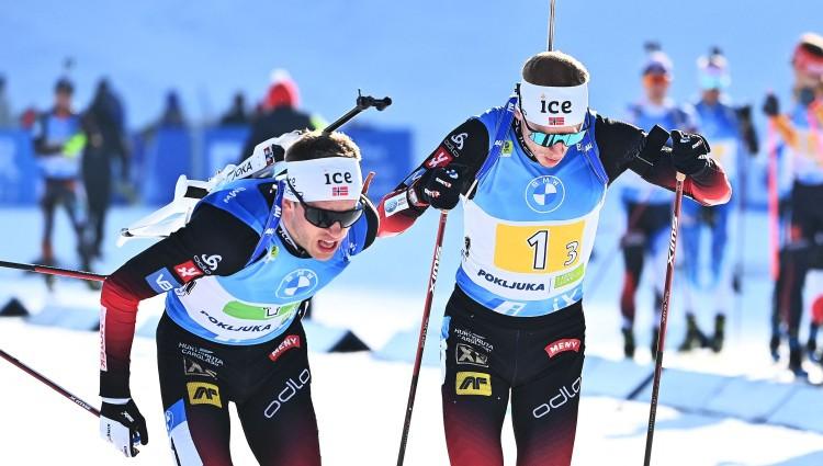 Rastorgujevs pie starta stafetē netiek, Norvēģijai triumfs, Zviedrijai pirmoreiz sudrabs