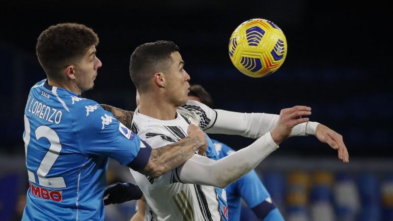 Nenotikusī ''Napoli'' un ''Juventus'' spēle oktobrī tiks izspēlēta 17. martā