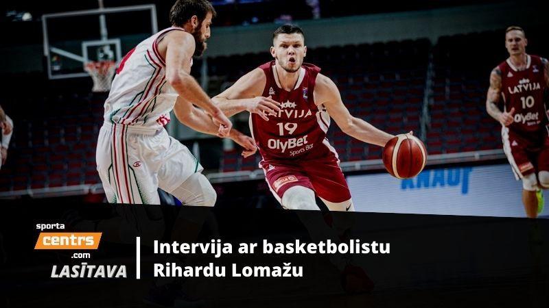 Lomažs: ''Pret Bulgāriju nospēlēju savu sūdīgāko spēli mūžā''