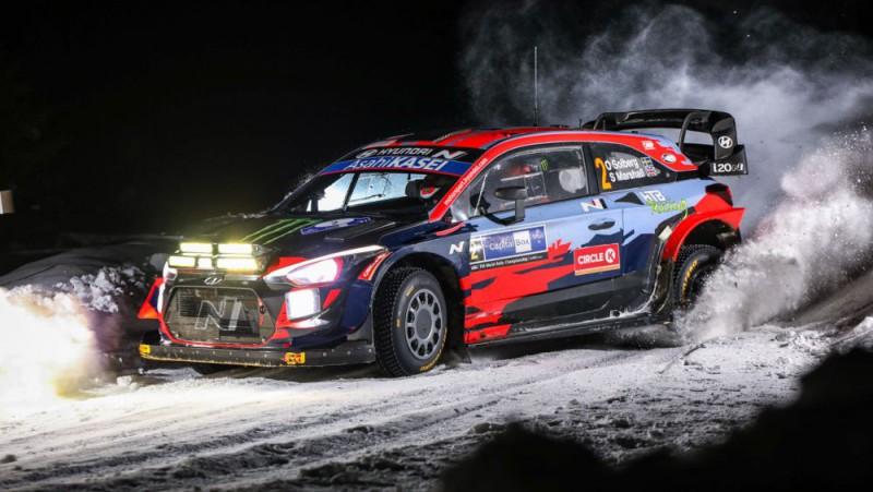 Solbergs atgriezīsies pie WRC auto stūres