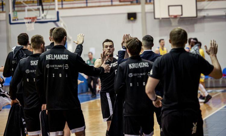 LBL fināls: VEF pēc astotā titula un uzvaras sērijā, ''Ventspils'' - pirmā panākuma