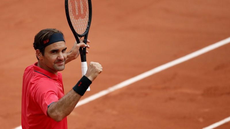 Federers 10. reizi 11 mačos uzvar Čiliču, Nadalam 17-0 pret Gaskē