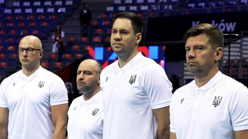 Krastiņa trenētie Ukrainas volejbolisti EČ 1/8 finālā cienīgi zaudē Krievijai, tālāk tiek arī poļi