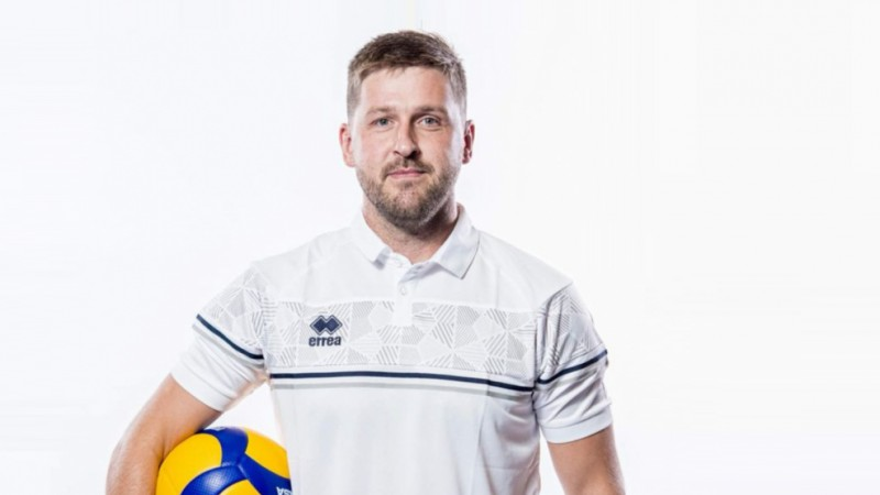 Ģenerālsekretāra amatu Latvijas volejbola federācijā pārņem Tunte